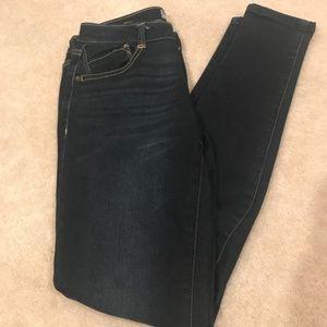 Wit & Wisdom skinny jeans (size 2)